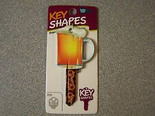 Beer Kwikset house key blank.