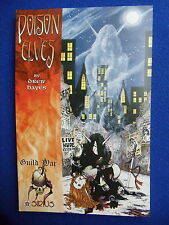 ~~ POISON ELVES VOLUME 6 ~ GUILD WAR & STRANGE DAYS  TPB ~ DREW  HAYES ~ 2003 ~~