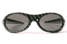 Vuarnet Extreme Maverick's Green and Black Checkered Sunglasses-Vintage