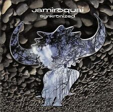 JAMIROQUAI : SYNKRONIZED / CD (SONY SOHO SQUARE S2 494517 2) - NEU