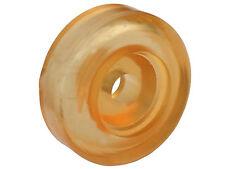 """TRAILER PVC KEEL END CAP ROLLER FOR BOAT 3-1/8"""" O.D. x 5/8"""" SHAFT - FIVE OCEANS"""