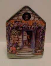 Coca Cola Tin Country Cottage, Building Tin, Jeanne Mack