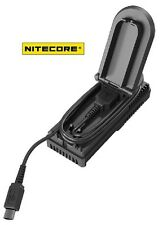 Nitecore UM10 Micro USB LCD Intelligent 18650 Li-ion Battery Charger * NEW!