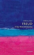 A Very Short Introduction: Freud Vol. 45 by Anthony Storr (2001, Paperback)