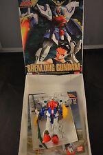 Bandai 1/144 Scale Gundam Wing SHENLONG GUNDAM Mobile Suit Model Kit WF-02