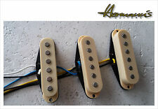 Deluxe Drive Single Coil Pickup Set, High Output Alnico V PU´s mit Hammer Sound