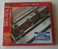 THE BEATLES - 1962 - 1966 Red Album JAPAN 2CD NEU TOCP-71017-18 SEALED
