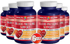 Heart health - BLOOD PRESSURE SUPPORT COMPLEX - Your blood pressure care, 6B
