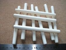 10 mm Bone Rod for Making Dots, Inlay etc Over  5  inches long