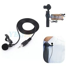 1.2m External Microphone For DJI OSMO 3-Axis Handheld Gimbal PTZ Camera SALE
