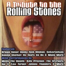 Rolling Stones A tribute to the (by Howlin' Wolf, Bo Diddley, Miracles, B.. [CD]