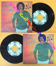 LP 45 7'' LIONEL RICHIE Truly Just put some love in your heart no cd mc dvd (*)