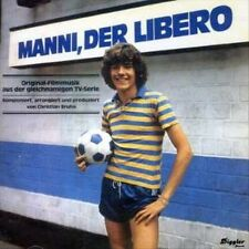 Christian Bruhn-Manni,Der Libero-80s German kid TV Show-NEW CD