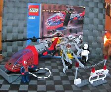 LEGO Spiderman Set 4858 u. BA inkl. 3 Figuren RAR TOP !