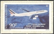 New Caledonia 2001 Planes/Aircraft/Aviation/Transport/Commerce 1v s/a (n44073)