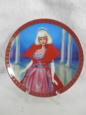 Danbury Mint Collector Plate - 1963 BARBIE Sophisticated Lady