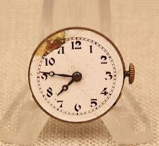 Uhrwerk Uhr Handaufzug Taschenuhr Werk pocket watch Taschenuhrwerk mechanisches