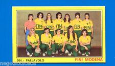 Figurina CAMPIONI DELLO SPORT 1970/71 - n. 264 - FINI MODENA - PALLAVOLO -rec