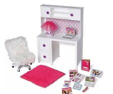 """My Life As School Desk&Chair Furniture Fits 18""""American Girl Our Generation Doll"""