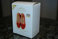 2009 Hallmark Dorothy's Ruby Slippers The Wizard of Oz Limited Edition ornament