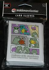 65 Amie Substitute Sleeves Pokemon Trading Cards Game TCG Protectors Cases