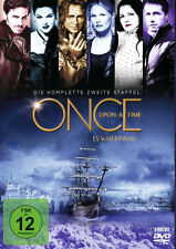 Once Upon a Time - Es war einmal... - Die komplette 2. Staffel | DVD | 018