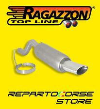 RAGAZZON TERMINALE OVALE FIAT GRANDE PUNTO EVO 1.4 SPORT 105CV 10/09 10.0301.13