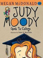 Judy Moody Goes to College, McDonald, Megan, Good Book
