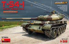 MiniArt - 37003 - T-54-1 Soviet Medium Tank. Interior kit - 1:35  ** PREORDER **