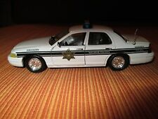 Custom Road Champs 1/43 scale Halifax County,NC Sheriff Ford Crown Vic