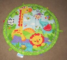 Fisher-Price Rain Forest Friends Baby Infant Play Mat Only Discontinued Y6590