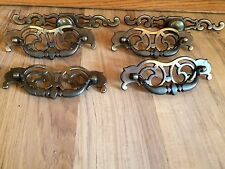 Vintage Keeler Brass Co Hardware Drawer Pulls