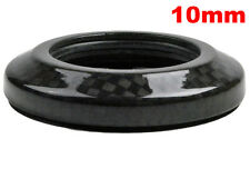 "OMNI Racer WORLDS LIGHTEST Integrated Headset Conical Carbon Spacer 1-1/8"" 10mm"