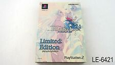 Limited Edition Unlimited Saga Playstation 2 Japanese Import Japan PS2 US Seller