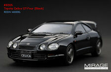 1:43 HPI RESIN #8305 Toyota Celica GT-Four (Black)