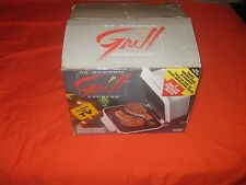 60 SECOND GRILL EXPRESS MODEL G-250