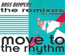 BASS BUMPERS - Move to the rhythm - The Remixes