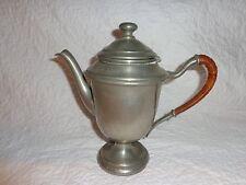 Vintage L. B. Smith Boston Pewter Coffee/Tea Pot, # 152