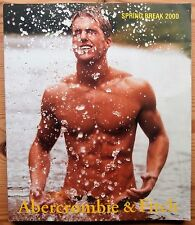 ABERCROMBIE & FITCH SPRING BREAK 2000 GREAT CATALOG BRUCE WEBER SUPERB CONDITION