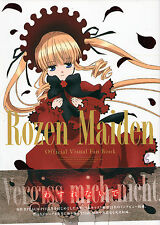 Rozen Maiden Official Visual Fan Book