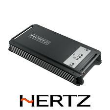 HERTZ HDP1 HDP 1 1000 WATT MONO CHANNEL CLASS-D SUBWOOFER BASS POWER AMPLIFIER