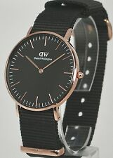 Daniel wellington reloj dw00100148 Classic otan Black Cornwall