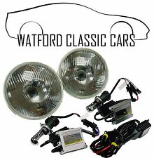 Classic Mini super luminosi HID Xenon Proiettore Set