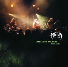 Martyr Extracting the Core: Live 2001 CD Voivod, Gorguts, Cynic, Atheist, SEALED