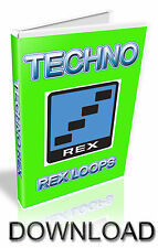 TECHNO REX LOOPS - REASON REFILL  - DR OCTO REX LOOPS - REASON 2,3,4,5,6,6.5