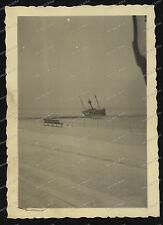 Dünkirchen-Dunkerque-Nord-Pas-de-Calais-Flandern-Feuerschiff-Lightship-1940-1