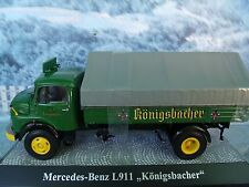 1:43 PREMIUM CLASSIXXs (Germany) MERCEDES-Benz truck  L911 limited 1 of 500