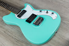 G&L Tribute Fallout Electric Guitar Seafoam Mint Green Rosewood Fingerboard