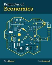 Principles of Economics by Dirk Mateer and Lee Coppock (2014, Hardcover)