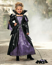 CHASING FIREFLIES WISHCRAFT SPIDER QUEEN GIRLS COSTUME~SZ: 8